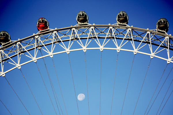 trav london eye 30 facts that show that you are tourist in London