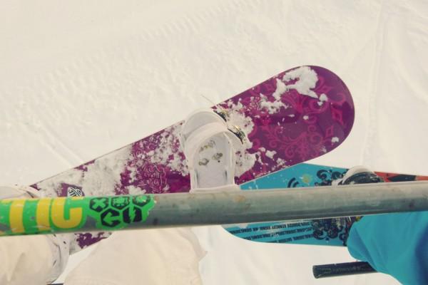 5th Feb Snowboarding