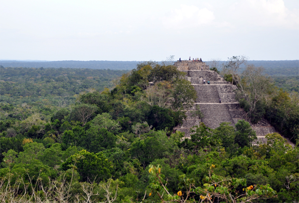 calakmul 3 Top 5 Maya Ruins in the Yucatán Peninsula