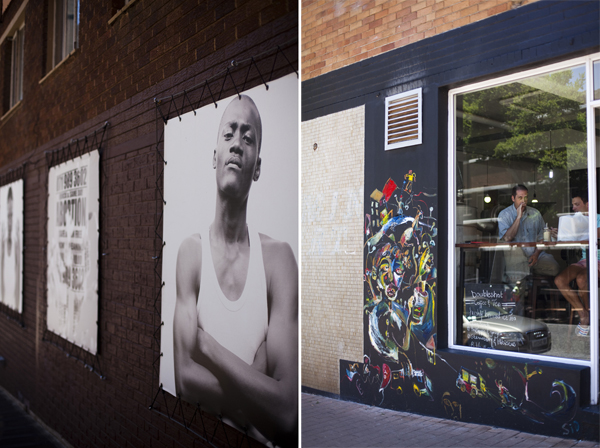 street art 12 Street Art in Johannesburg