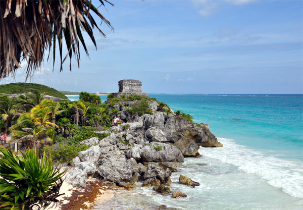 tulum 2 Top 5 Maya Ruins in the Yucatán Peninsula