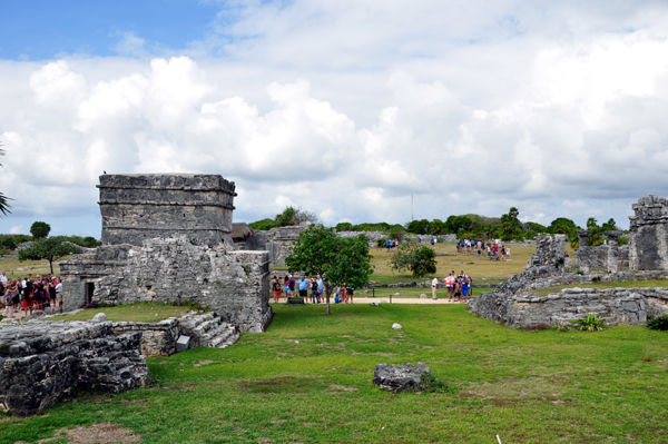 tulum Top 5 Maya Ruins in the Yucatán Peninsula