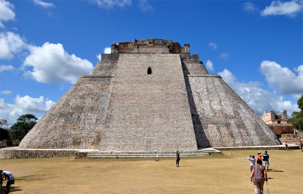 uxmal Top 5 Maya Ruins in the Yucatán Peninsula