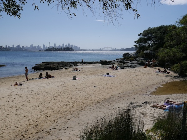 1 Milk Beach 6 Sydney beaches off the beaten track