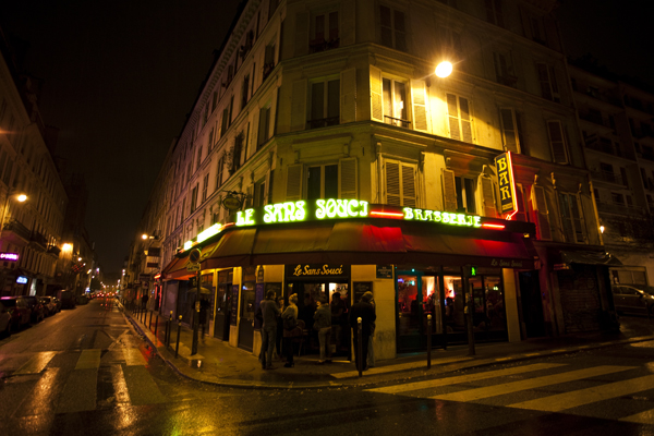 sans souci bar paris