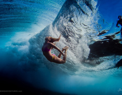 The Crest of Surf Photography