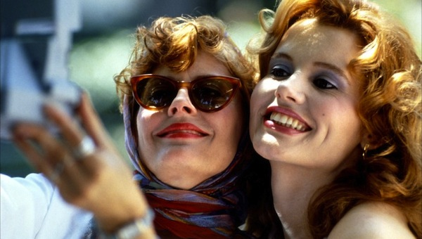 Thelma and Louise How to dress for a road trip (according to the movies)