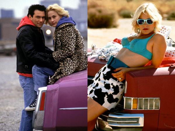 true romance How to dress for a road trip (according to the movies)