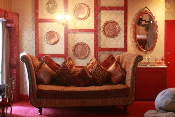 IMG 6873 Hotels we love: the Madonna Inn