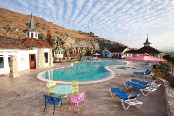 Hotels we love: the Madonna Inn
