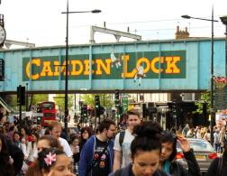 I heart Camden Town