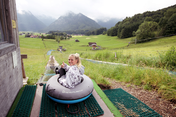 Inzell, Bavaria - the active getaway