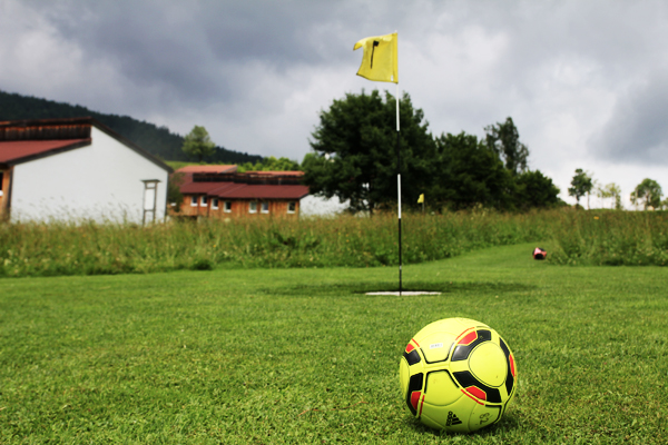 travi football golf Inzell, Bavaria   the active getaway