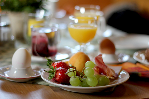 travi kesselalm breakfast Inzell, Bavaria   the active getaway