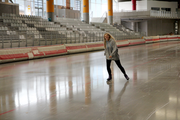 travi marie skates Inzell, Bavaria   the active getaway