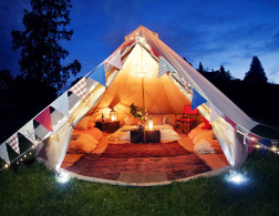 Top 5 Spots to Go Glamping in California