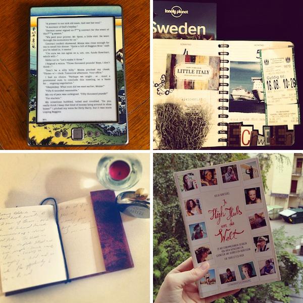 16 travel book