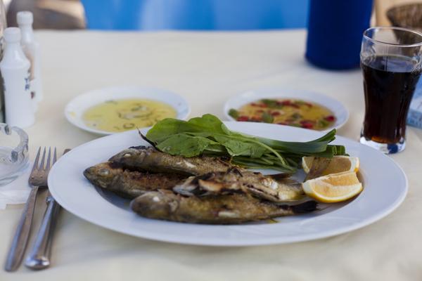 fresh fish istanbul