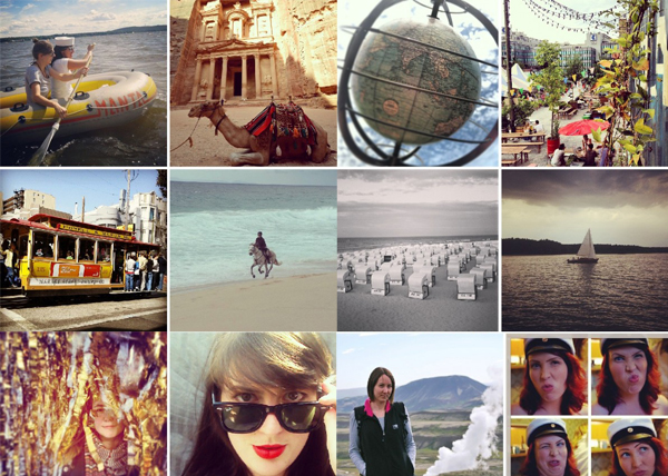 The Travelettes Instagram Challenge - Recap #1