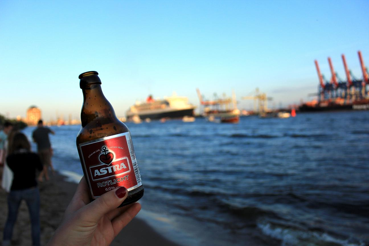 hamburg astra beer