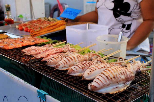thongsala4 Foodie heaven   the Thong Sala night market