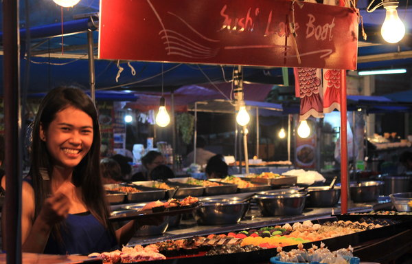 thongsala5 Foodie heaven   the Thong Sala night market