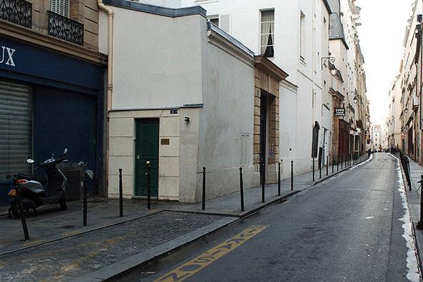 06 Julien Berthier Faux Facades: Buildings that dont exist
