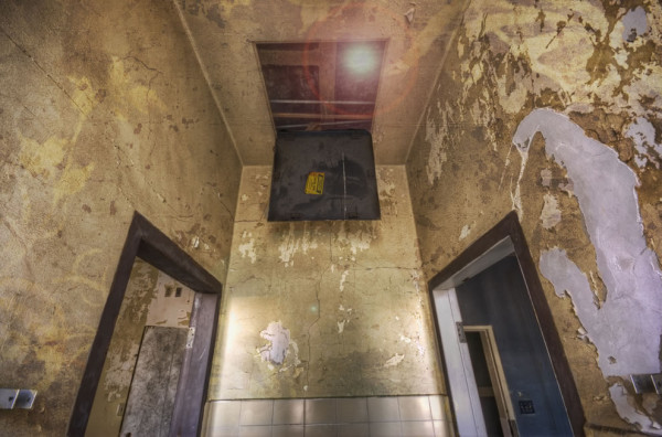 Creepy haunted Linda Vista hospital in LA What was that 600x396 The Horror Hostel Tales