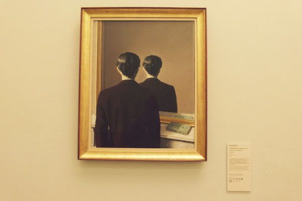 Rene Magritte at Boijmans Museum Rotterdam 600x400 21 Reasons to Love Rotterdam