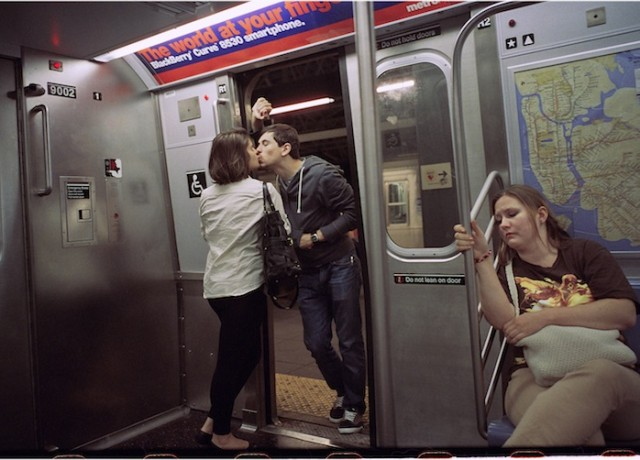 The Romance on New York City's Streets
