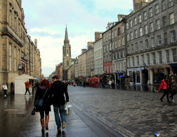 The Travelettes Guide to Edinburgh