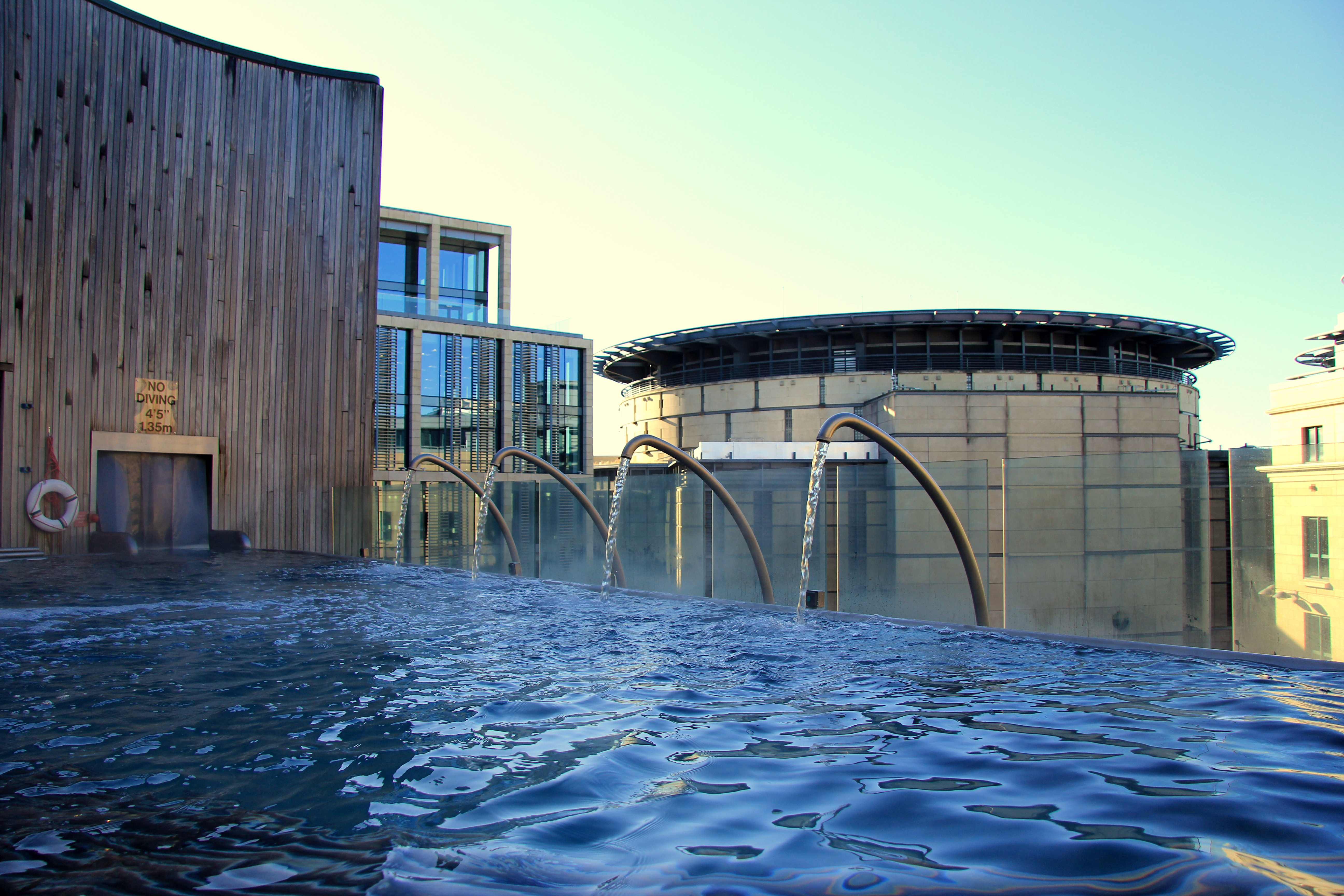 edinburgh one spa