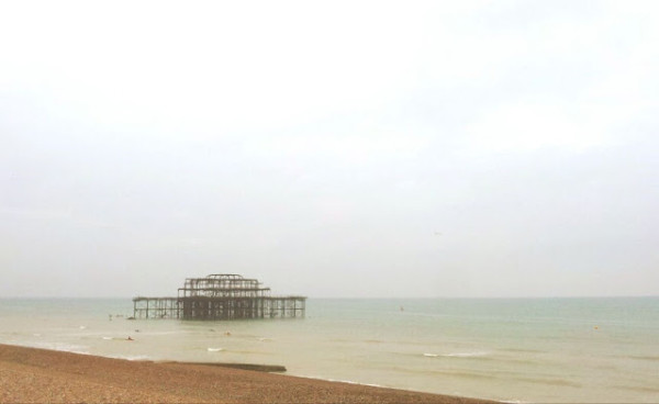 West Pier Brighton 600x368 2 Years as a Digital Nomad: (More) Lessons Learned