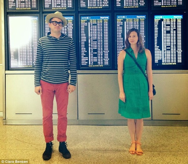 daily mail 600x526 A Story Of Romance, Travel and OkCupid