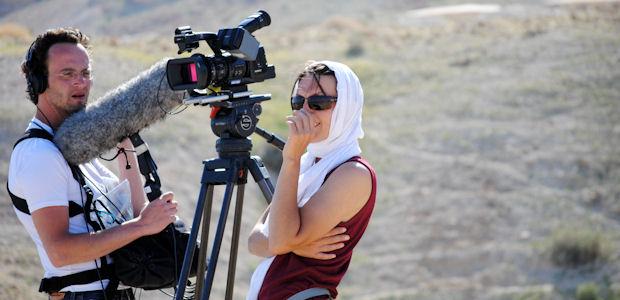 Travelette of the Month: Eva Stotz, documentary filmmaker