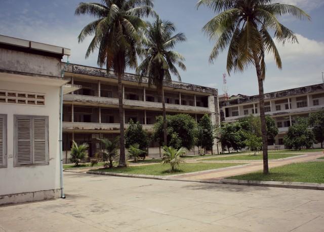 The dark past of Cambodia