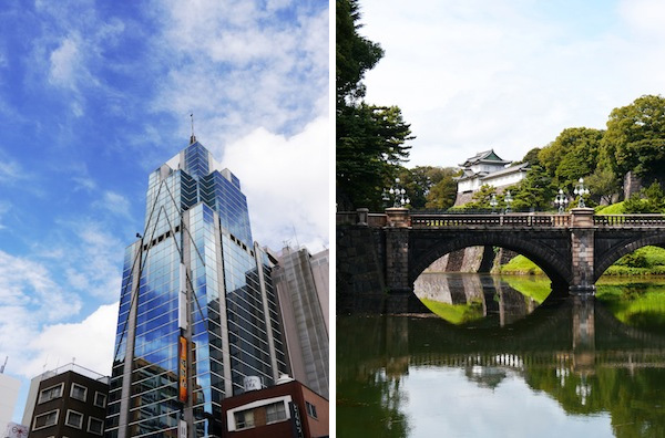 building + park 10 awesome things to do in Tokyo