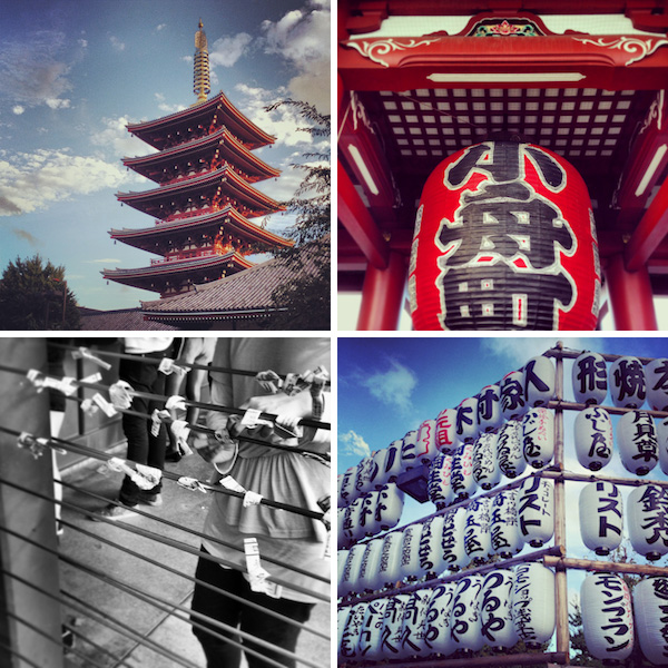 sensoji 10 awesome things to do in Tokyo