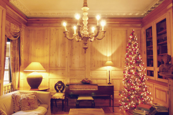 Christmas Pand Hotel 600x400 Hotels We Love: The Pand Hotel in Bruges
