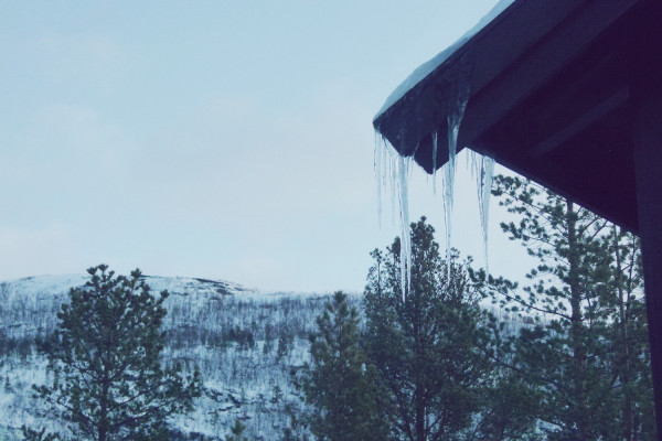Icicles Norway