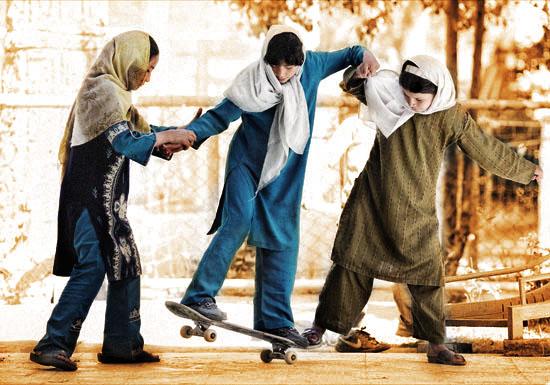 skateistan 25 Skateistan   Skateboarding for Girls in Afghanistan