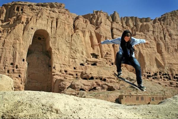 skateistan1 600x400 Skateistan   Skateboarding for Girls in Afghanistan
