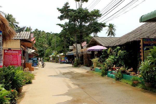 thong12 The other side of Koh Pha Ngan