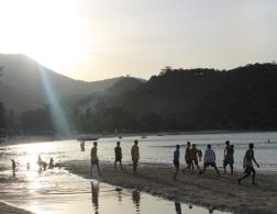 The other side of Koh Pha-Ngan