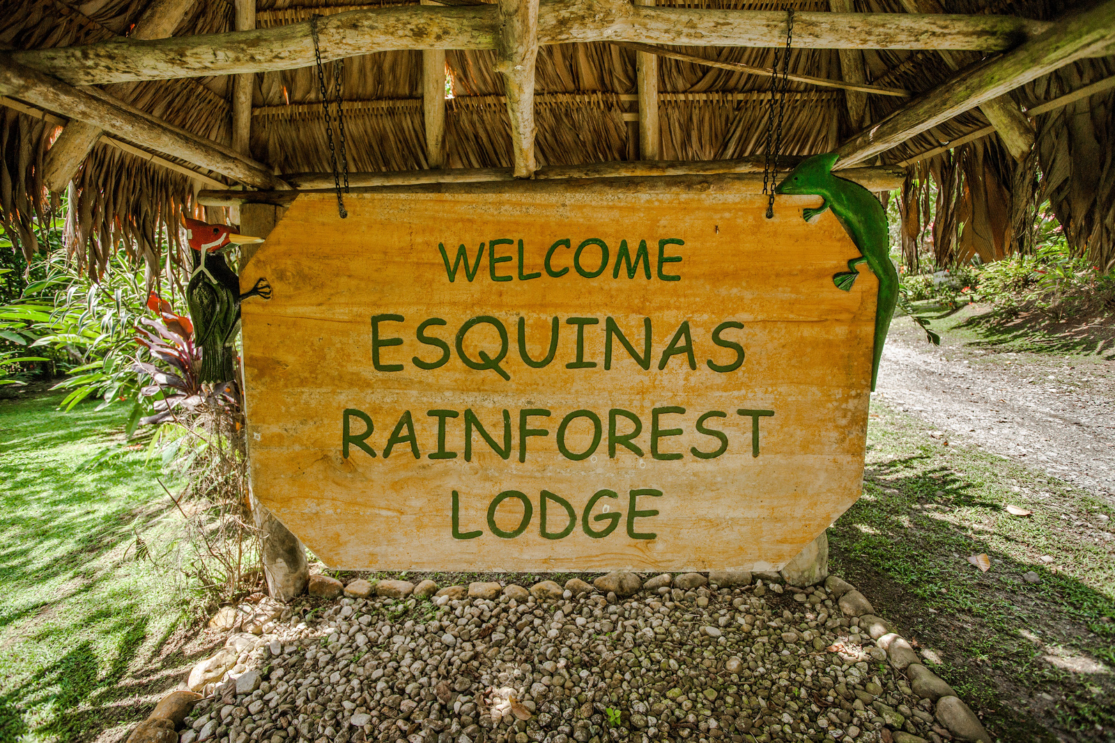 rainforest of the austrians - esquinas lodge