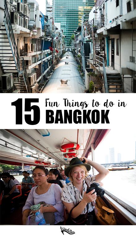 15 Fun Things to do in Bangkok | Travelettes