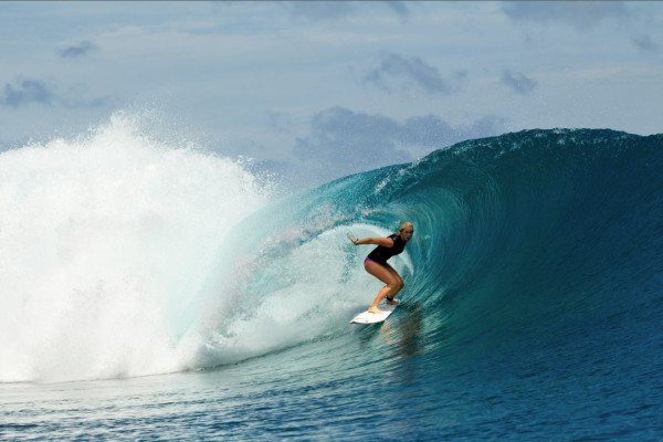Bethany Hamilton  Pro Surfer with Faith
