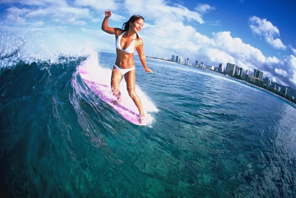 Mimi surfing 600x402 The Top 8 Water Activities of Australia