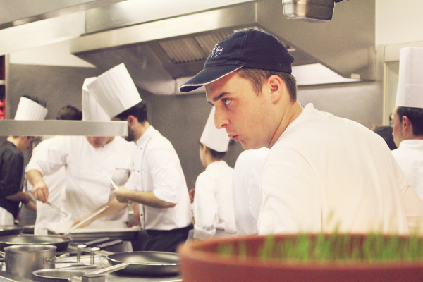 Chef at Kitchen Alive
