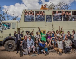 Lions, hippos and rainbows - an African adventure